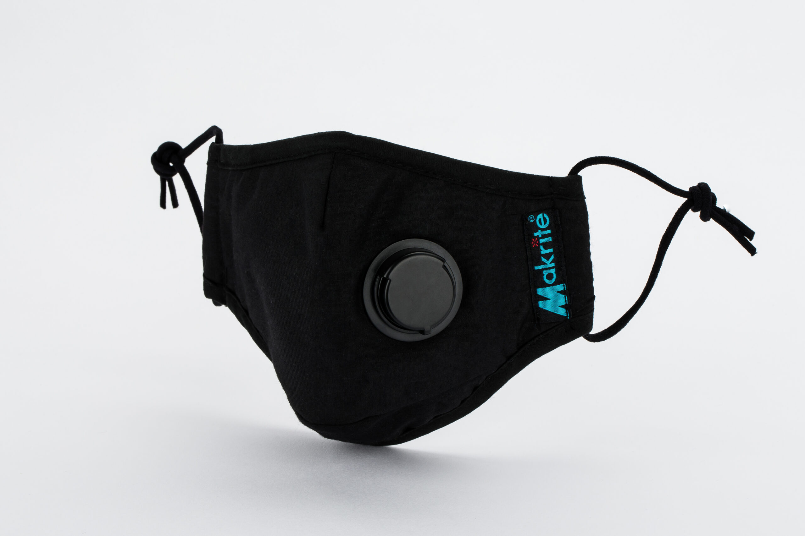 Fabric Filtration Mask with Exhalation Valve Image